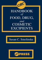 CRC Handbook of Food, Drug, and Cosmetic Excipients