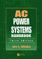 AC Power Systems Handbook - Electronics Handbook Series (Hardback)