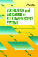 Verification and Validation of Rule-Based Expert Systems (Hardback)