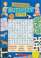 Cornish Activity Book (Paperback)