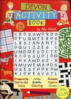 Devon Activity Book (Paperback)