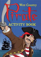 West Country Pirate Activity Book (Paperback)