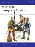 Mediaeval European Armies - Men-at-Arms (Paperback)