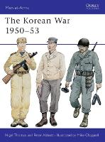 The Korean War 1950-53 - Men-at-Arms (Paperback)