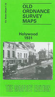 Holywood 1931: Co Down Sheet 1.13 - Old Ordnance Survey Maps of County Down (Sheet map, folded)