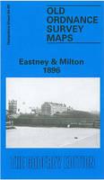 Eastney & Milton 1896: Hampshire Sheet 84.09 - Old O.S. Maps of Hampshire (Sheet map, folded)