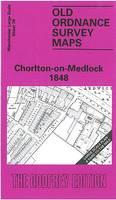 Chorlton-on-Medlock 1848: Manchester Sheet 39 - Old Ordnance Survey Maps of Manchester (Sheet map, folded)