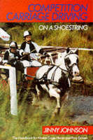 Competition Carriage Driving on a Shoestring (Paperback)