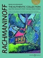 Rachmaninoff: The Authentic Collection (Book)