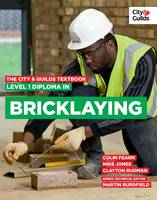 The City & Guilds Textbook: Level 1 Diploma in Bricklaying (Paperback)