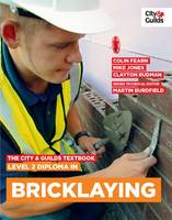 The City & Guilds Textbook: Level 2 Diploma in Bricklaying (Paperback)