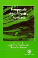 Temperate Agroforestry Systems (Paperback)