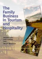 Family Business in Tourism and Hospitality (Hardback)