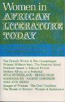 ALT 15 Women in African Literature Today (Paperback)