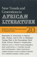 ALT 20 New Trends and Generations in African Literature (Paperback)