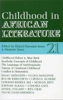 ALT 21 Childhood in African Literature (Paperback)