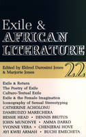 ALT 22 Exile and African Literature (Paperback)