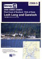 Loch Long and Gareloch 2006 - Imray 2000 S. 2900.5 (Sheet map, folded)