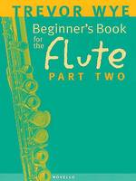 A Beginners Book for the Flute Part 2 (Book)