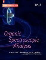 Organic Spectroscopic Analysis (Paperback)