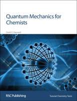 Quantum Mechanics for Chemists (Paperback)