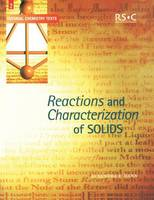 Reactions and Characterization of Solids (Paperback)