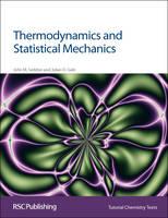 Thermodynamics and Statistical Mechanics (Paperback)