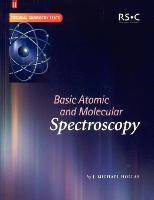 Basic Atomic and Molecular Spectroscopy (Paperback)