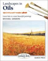 Landscapes in Oils (SBSLA16) - Step-by-Step Leisure Arts (Paperback)