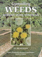 Controlling Weeds without using Chemicals