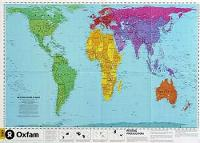 The Peters Projection World Map: Folded (Sheet map, folded)