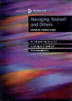 Managing Yourself and Others - Pick-up-and-go Training Pack S.