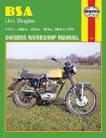 BSA Unit Singles (58 - 72)