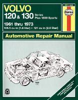 Volvo 120 & 130 Series (& P1800) (61 - 73) Up To M *