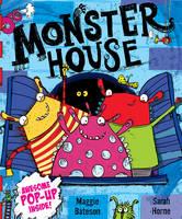 Monster House Pop-Up (Hardback)