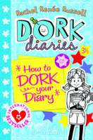 Dork Diaries 3 1/2: How to Dork Your Diary - Dork Diaries (Paperback)
