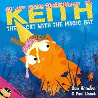 Keith the Cat with the Magic Hat (Paperback)