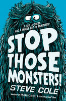 Stop Those Monsters! (Paperback)