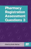 Pharmacy Registration Assessment Questions 3 (Paperback)