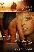 Hawk's Landing: AND Shooting Star - Cattle Valley 12 (Paperback)