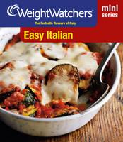 Weight Watchers Mini Series: Easy Italian (Paperback)