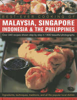 Best-ever Cooking of Malaysia, Singapore Indonesia & the Philippines (Paperback)
