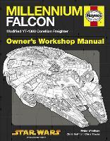 Millennium Falcon Manual: Modified YT-1300 Corellian Freighter (Hardback)