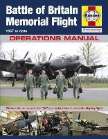 Raf Battle Of Britain Memorial Flight Manual (Hardback)