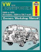VW Transporter 1600 (Paperback)