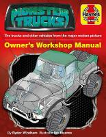 Monster Trucks Manual: The trucks and other vehicles from the major motion picture (Paperback)