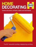 Home Decorating: The DIY manual for painting, wallpapering and tiling (Paperback)