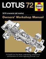 Lotus 72 Owners' Workshop Manual