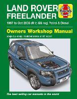 Land Rover Freelander 97-06 (Paperback)