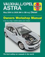 Vauxhall / Opel Astra 04-08 (Paperback)